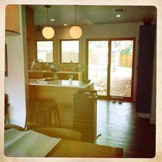 Amy's kitchen, Austin