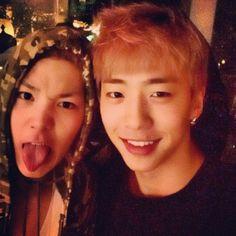 Zelo and Yongguk