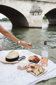 "The first days of July have found me spilling my glass of rosé while I complain that, ""Paris just awful.""..."