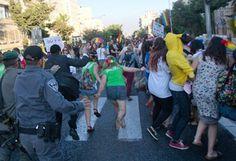 Uccisa 17enne al Gay Pride di Gerusalemme: voi che vi indignate per ogni flatulenza dove siete? | GaiaItalia.com