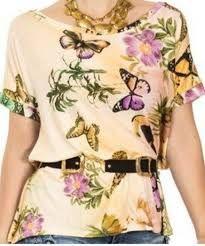blusa de tecido estampada - Pesquisa Google