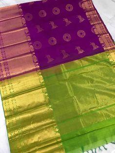Kanchi kuppadam sarees Wedding Saree Collection, Saris, Saree Wedding, Blouse Designs, Gallery, Decor, Decoration, Sarees, Roof Rack