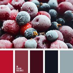 Цветовая палитра №3630