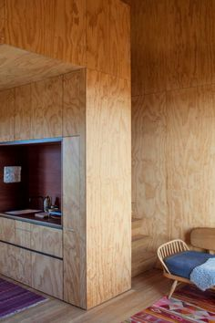 authentic immersion in the wild nature - cottage by Cheshire Architects