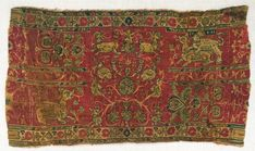 85 Rare and Vibrant Coptic Textiles Find a Home at Queens College