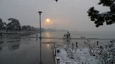 A rainy winter's day in #Volos #Greece http://www.house2book.com/