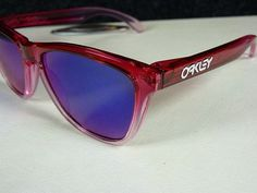 Oakley Given Sunglasses - Breast Cancer Awareness Edition - Womens! Baby Daddy just ordered me these!! weomen sunglasses, sunmmer fashion style 2015 #Oakley #sunglasses #fashion