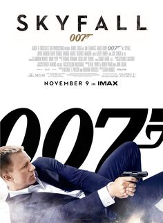 """Win advance-screening movie passes to the highly anticipated new Bond film """"Skyfall"""" with Daniel Craig courtesy of HollywoodChicago.com! Win here: http://ptab.it/fmJe"""