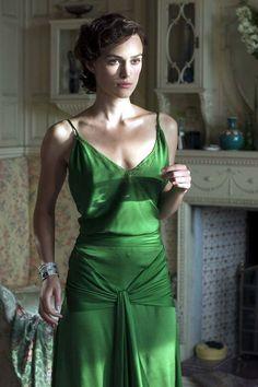 Keira Knightley en 'Expiación'