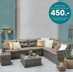 Love to win this loungeset for my balcony from #kwantumwinactie with the #KwantumTuinactie  Let the Spring begin.and relaxxx