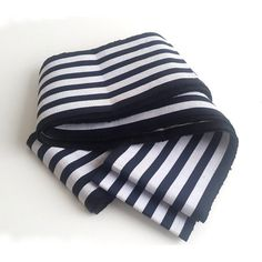 Woven Fabric African Textiles Black and white Aso-oke by Urbanstax