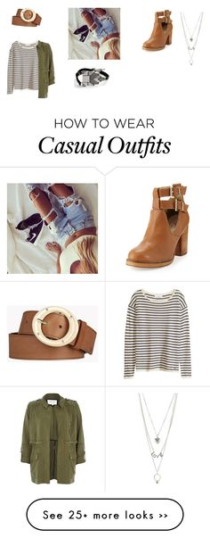 """casual look"" by littlewonder2504 on Polyvore"