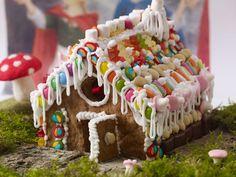 Lebkuchenhaus - das bringt Groß und Klein Spaß! - lebkuchenhaus  Rezept