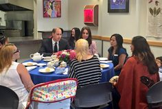 """Kensington Palace on Twitter: """"The Duke and Duchess hear from @ShewayBC mothers about their experiences of overcoming addiction #RoyalVisitCanada"""