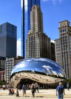 The Bean--Chicago