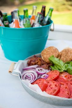 5 tips for outdoor entertaining with little fuss #BHGLiveBetter