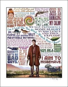 I Aim to Misbehave Firefly/Serenity tribute signed by ChetArt, $25.00