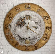Zegar ścienny - zdjęcie od ZegaryDesign - Salon - Styl Klasyczny - ZegaryDesign