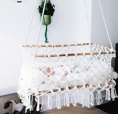 NapadyNavody.sk | Nádherné inšpirácie na závesné kolísky pre šikovné a zručné mamičky