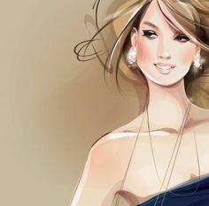 Fashionadictas by Marcela: H&M y las bonitas ilustraciones de Bree Leman!!!