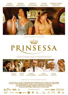"""Princess, based on real-life events, tells the moving story of Anna Lappalainen. Lappalainen, claiming to be """"Princess"""", spent 50 years of her life as a patient at Kellokoski Psychiatric Hospital Streaming Movies, Hd Movies, Movies To Watch, Movies And Tv Shows, Movie Tv, Films, Varanasi, Big Bang Theory, Great Movies"""