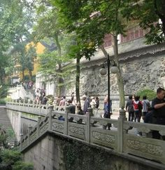 Lingyin Temple in Hangzhou was one of those places I find very beautiful and peaceful in China.