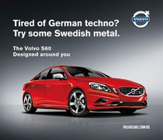 Epic ad by Volvo!
