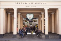 I think you can probably guess where this is. Greenwich Market, Canning, Conservation
