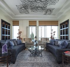 Living room | Ted Maines Interiors