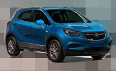 2017 Buick Encore Exposed Before Official Debut