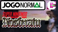 Nosferatu (Super Nintendo): O Beijo Fatal | CFX