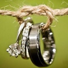 Tie the knot with bands