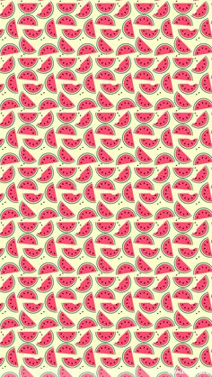 Pin by martyna nowak on i just like it in 2019 арбуз, искусство, принты Food Wallpaper, Wallpaper Backgrounds, Iphone Wallpaper, Paper Scrapbook, Watermelon Art, Sweet Watermelon, Character Wallpaper, Backrounds, Pretty Patterns