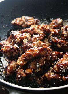 Notions & Notations of a Novice Cook — Making Dak-Kang-Jung (닭강정) / Korean Crispy Chicken...