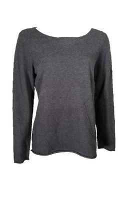 Calvin Klein Dark Gray Long Sleeve Sweater