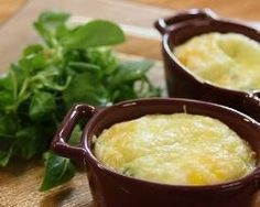 oeuf Egg Dish, Paleo Recipes, Paleo Meals, Entrees, Brunch, Pudding, Eggs, Dishes, Cooking
