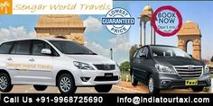"""""""Sengar World Travels"""" 🚕🚗🚕🚗🚕 INDIA Tour Taxi if you need any help about travel in Delhi any city's in Delhi, Himachal, Uttranchal, Rajasthan, Round trip one-way trip vehicle available once call me our executive team for your help Mo: 9968725690, 9013373931. Need more details pls open this links 👇 and visit company websites www.indiatourtaxi.com"""