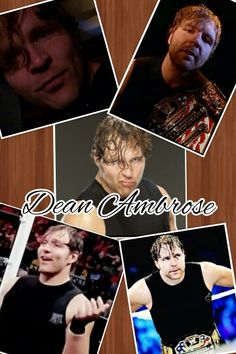 My edit for Dean Ambrose