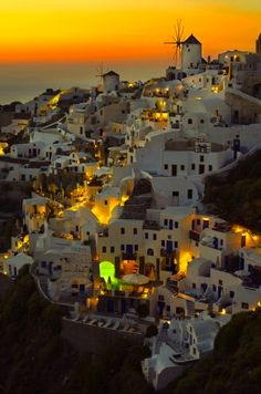 although a beautiful picture of Greece being there in real life doesn't compare!