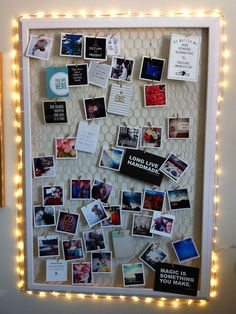 canvas vision board | The Parted Heart | A blog about living wholly