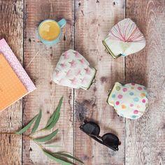 Purse - Wattle confetti