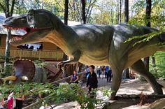 DinoPark Rasnov