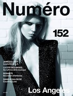 Please visit Numéro on Facebook to see more of this cover.