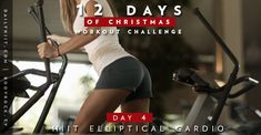12 Days of Christmas Workout Challenge – Day