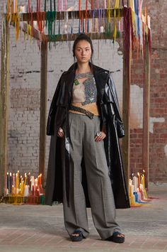 See the complete Rosie Assoulin Fall 2016 Ready-to-Wear collection.