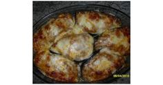Receta de BERENJENAS RELLENAS con ana sevilla, aprende como hacer esta receta en tu robot de cocina.