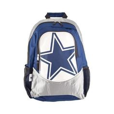 "16"" - NFL Football - Dallas Cowboys Large Backpack by NFL. $9.95. 16"" - NFL Football - Dallas Cowboys Backpack"