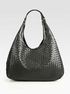 I have just found my dream handbag designer!!  having carried round a battered market version for years I've finally found the real deal!! Bottega Veneta Large Campana Hobo on shopstyle.co.uk