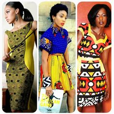 Rainbow colours and style ~African fashion, Ankara, kitenge, African women dresses, African prints, African men's fashion, Nigerian style, Ghanaian fashion ~DKK