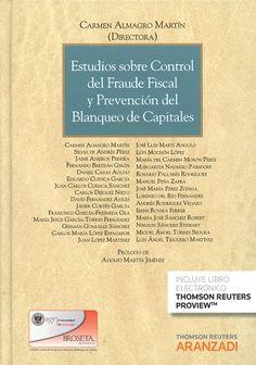 Estudios sobre control del fraude fiscal y prevención del blanqueo de capitales